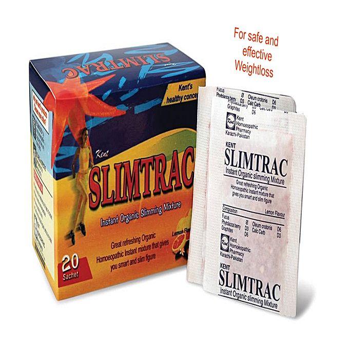Kent Slimtrac Sachets For Weight Loss