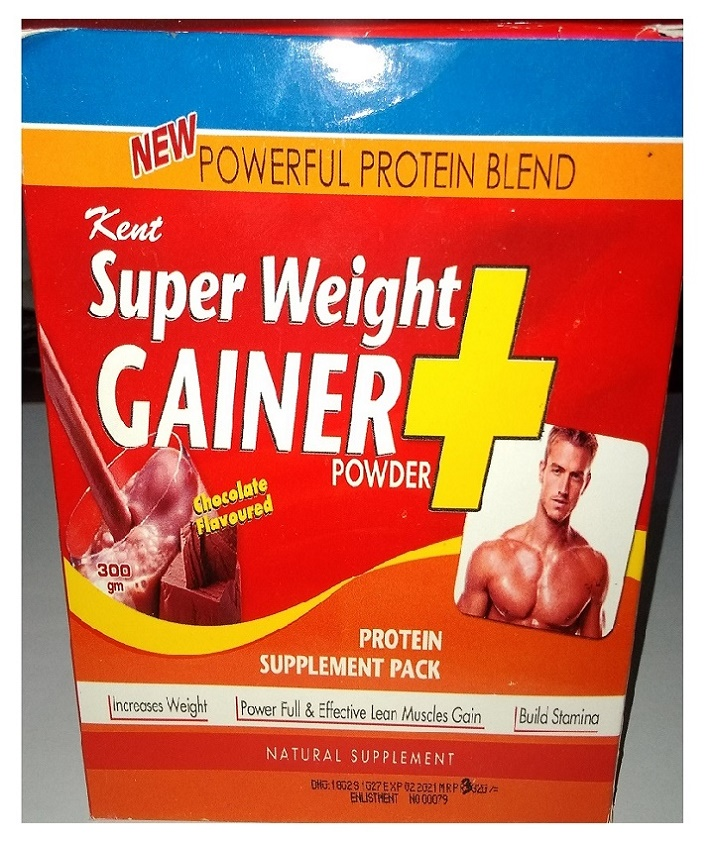 super weight gainer