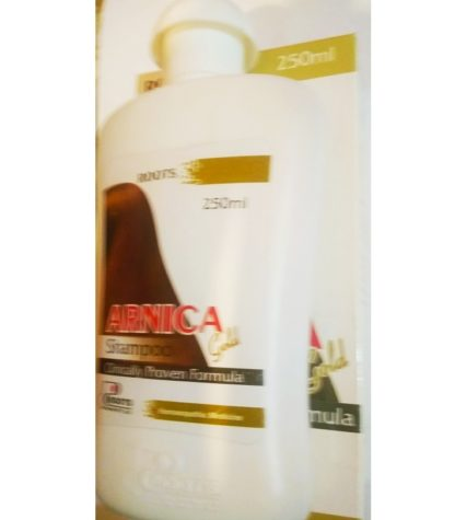 Roots Arnica Gold Shampoo Clinically proven formula