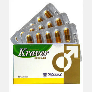 Masood Kraver Gold For Naturally Healing All Male's Sexual Health Issues