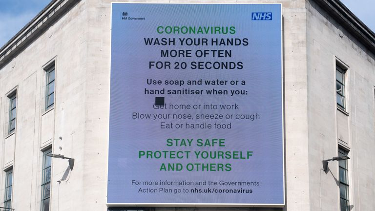 stay home during coronavirus